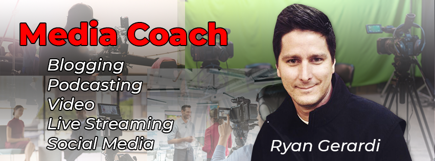 Media Coach - Ryan Gerardi